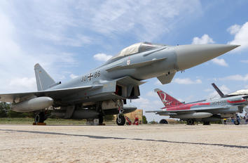 30+86 - Germany - Air Force Eurofighter Typhoon S