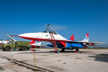 10 BLUE - Russia - Air Force Mikoyan-Gurevich MiG-29