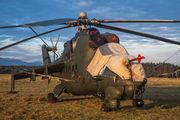 734 - Poland - Army Mil Mi-24V aircraft