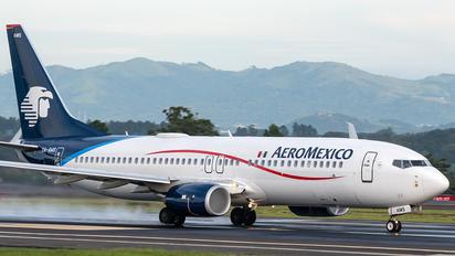 XA-AMS - Aeromexico Boeing 737-800