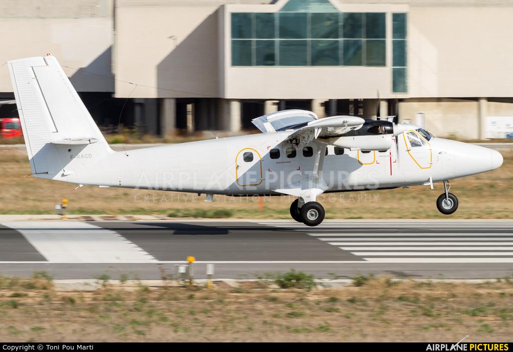 France - Air Force F-RACD aircraft at Palma de Mallorca