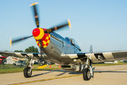 N551J - Private North American P-51D Mustang aircraft