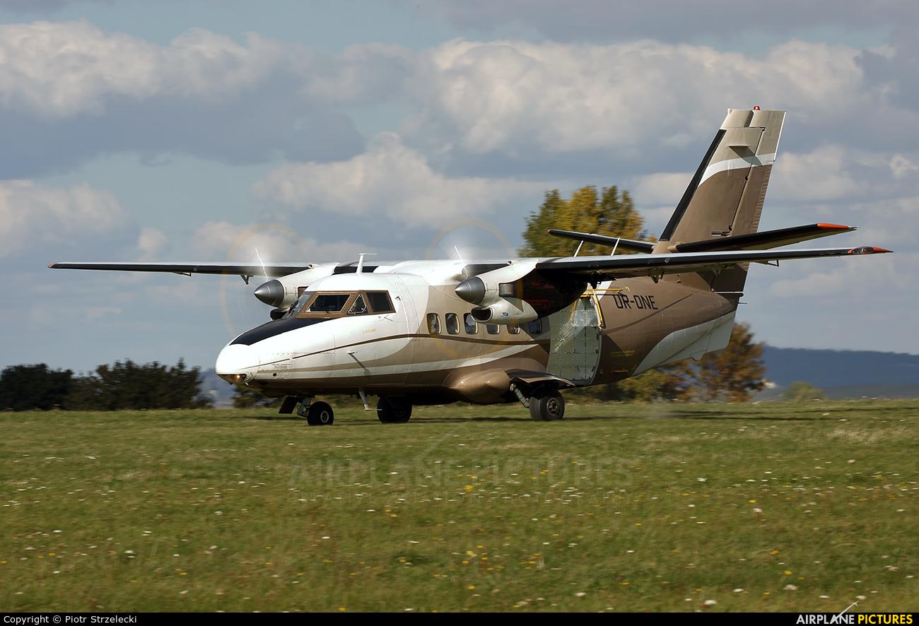 Private UR-ONE aircraft at Świebodzice