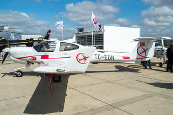 TC-EON - Private Diamond DA 40 NG Diamond Star