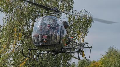 D-HWAL - Private Agusta / Agusta-Bell AB 47
