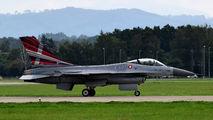 E-607 - Denmark - Air Force General Dynamics F-16A Fighting Falcon aircraft