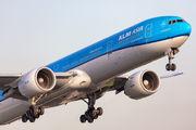 PH-BVC - KLM Boeing 777-300ER aircraft