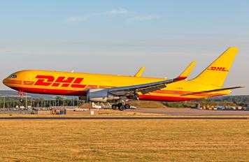 G-DHLE - DHL Cargo Boeing 767-300F
