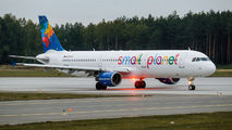 SP-HAY - Small Planet Airlines Airbus A321 aircraft