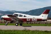 SX-ARD - Global Aviation Piper PA-28 Warrior aircraft