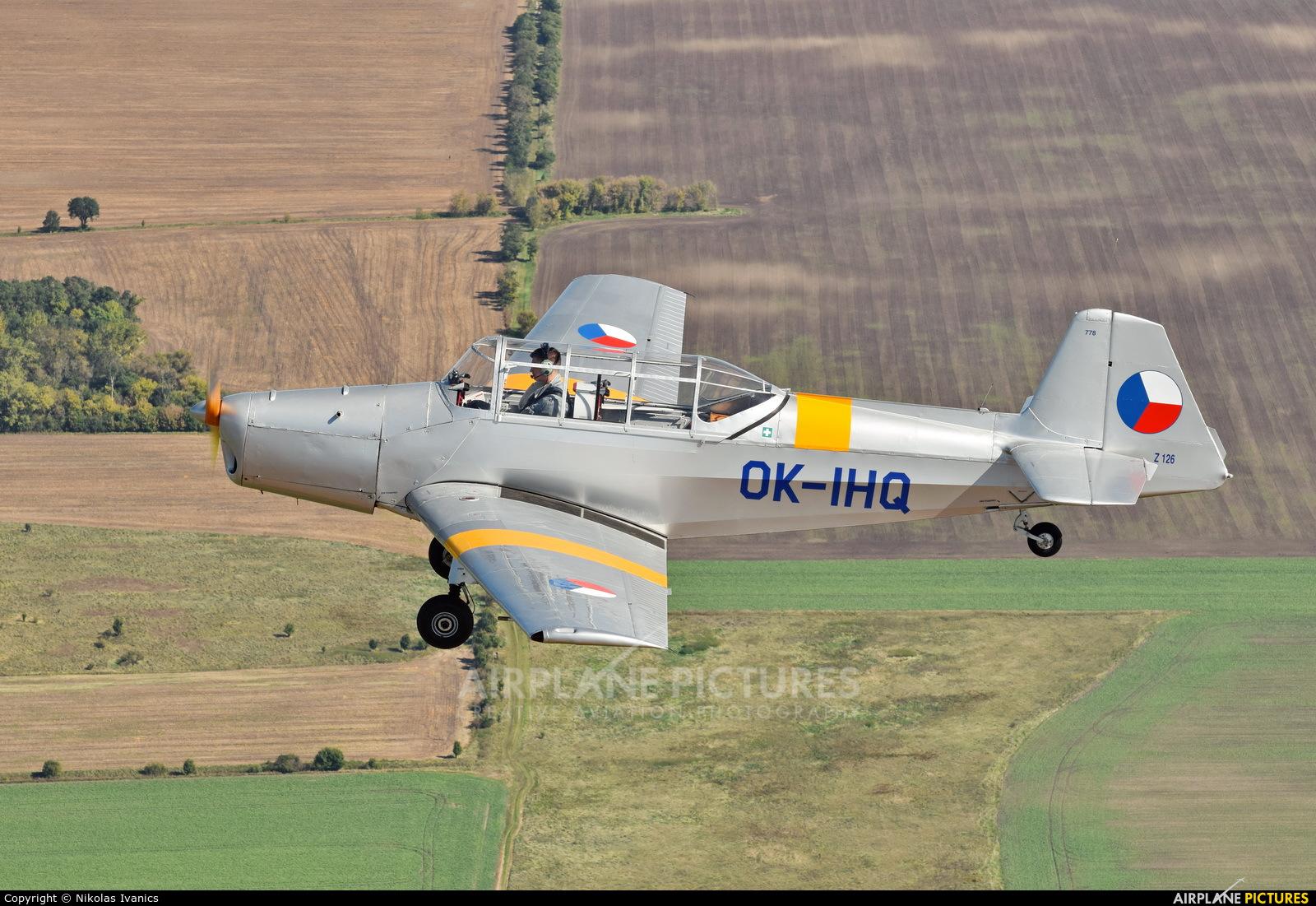 Slovacky Aeroklub Kunovice OK-IHQ aircraft at In Flight - Slovakia
