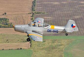 OK-IHQ - Slovacky Aeroklub Kunovice Zlín Aircraft Z-126