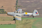 OK-IHQ - Slovacky Aeroklub Kunovice Zlín Aircraft Z-126 aircraft