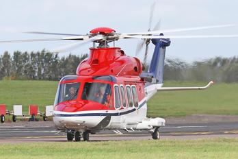 G-SNSK - CHC Scotia Agusta Westland AW139