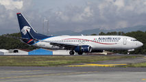 Aeromexico B738 visited Guatemala title=