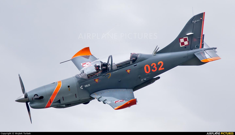 Poland - Air Force 032 aircraft at Radom - Sadków