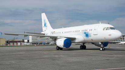 D-ALXX - K5 Aviation Airbus A319 CJ
