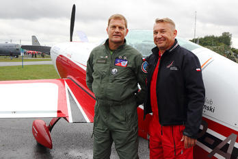 SP-ACM - Aeroklub Radomski - Aviation Glamour - People, Pilot