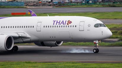 HS-THC - Thai Airways Airbus A350-900