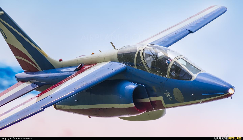 "France - Air Force ""Patrouille de France"" F-UGFC aircraft at Sliač"