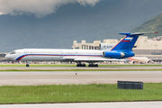 Russian Ministry of Internal Affairs Tu154 visited Hong Kong title=