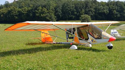 S5-PCL - Private Eurofly Fire Fox 503