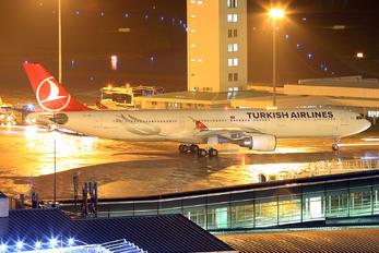 TC-JOK - Turkish Airlines Airbus A330-300