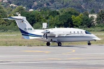 D-IIVA - Private Piaggio P.180 Avanti I & II
