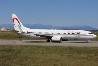 CN-RNJ - Royal Air Maroc Boeing 737-800