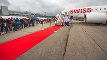 70th anniversary of Zurich Airport