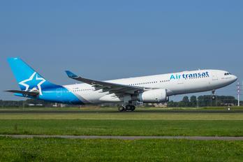 C-GUBL - Air Transat Airbus A330-200