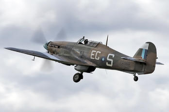 "PZ865 - Royal Air Force ""Battle of Britain Memorial Flight&quot Hawker Hurricane Mk.IIc"