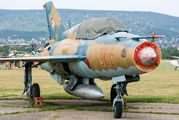 906 - Hungary - Air Force Mikoyan-Gurevich MiG-21UM aircraft