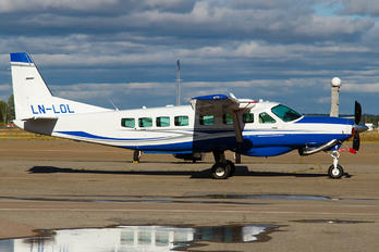 LN-LOL - Blom Geomatics AS Cessna 208B Grand Caravan