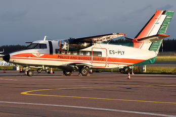 ES-PLY - Estonia - Border Guard LET L-410UVP-E Turbolet