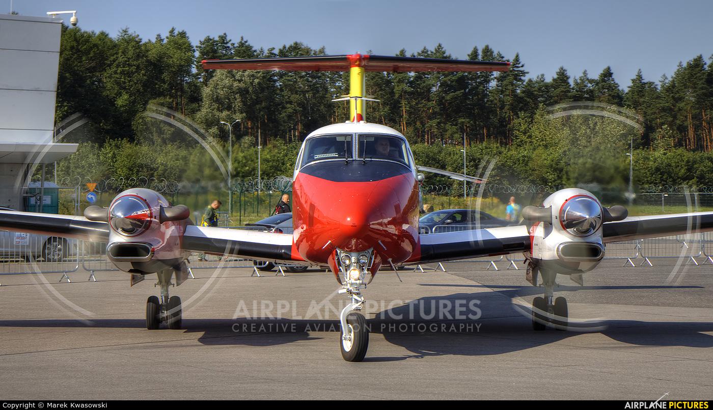 Polish Air Navigation Services Agency - PAZP SP-TPU aircraft at Gdynia- Babie Doły (Oksywie)