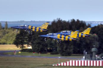 YL-KSM - Baltic Bees Jet Team Aero L-39C Albatros