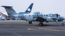 ANX-1192 - Mexico - Navy Beechcraft 350 Super King Air aircraft