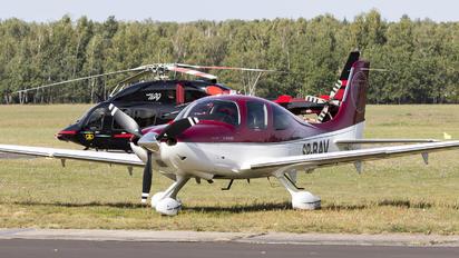 SP-RAV - Private Cirrus SR22