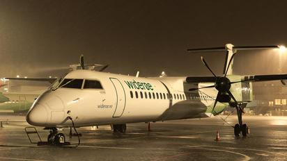 LN-WDK - Widerøe de Havilland Canada DHC-8-400Q / Bombardier Q400