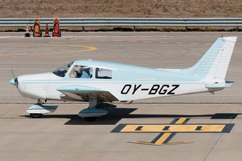 OY-BGZ - Private Piper PA-28 Cherokee
