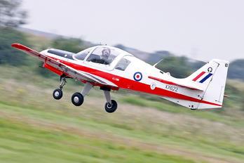 G-CBGX - Private Scottish Aviation Bulldog T.1