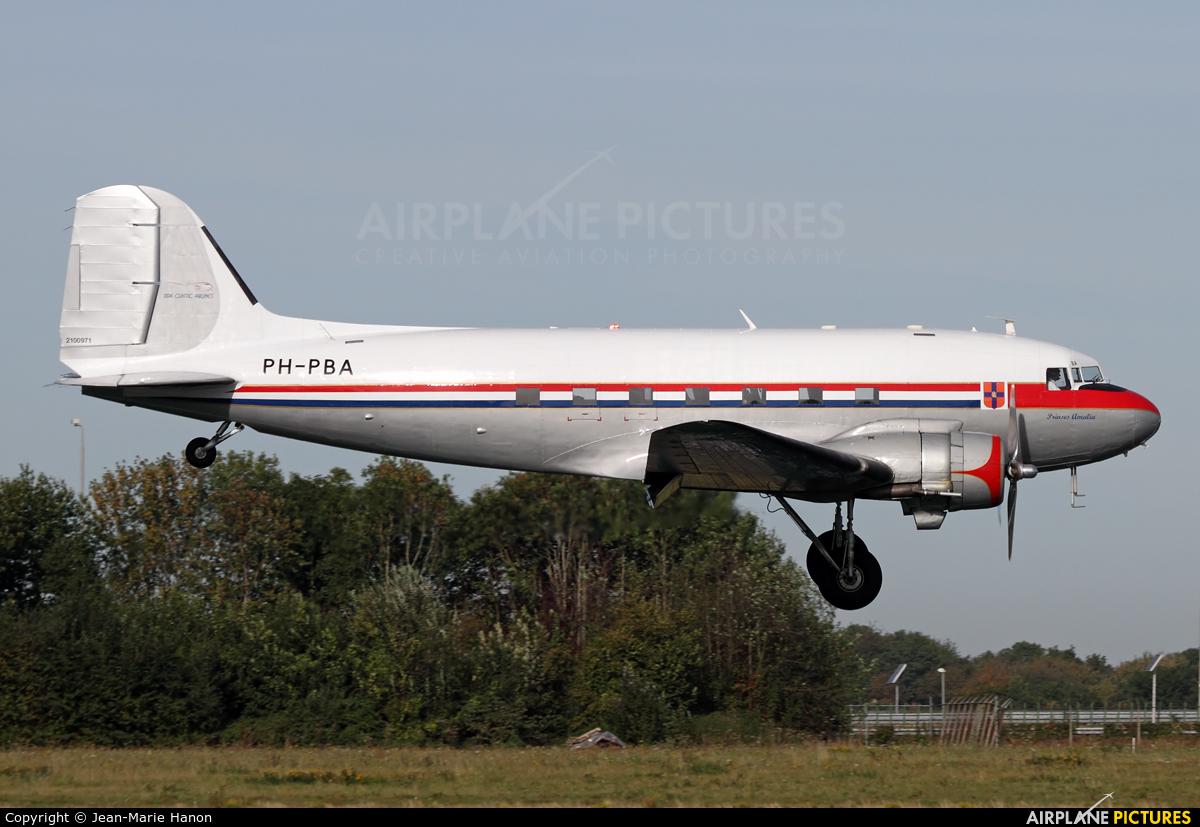 DDA Classic Airlines PH-PBA aircraft at Maastricht - Aachen