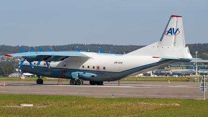 UR-CPZ - AeroVis Airlines Antonov An-12 (all models)