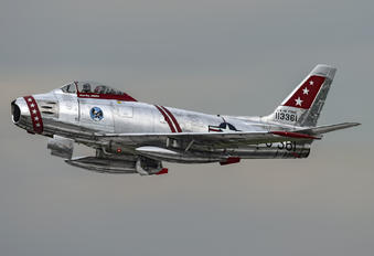 N50CJ - Private North American F-86H Sabre