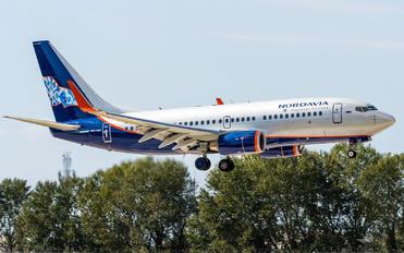 VP-BZZ - Nordavia Boeing 737-700
