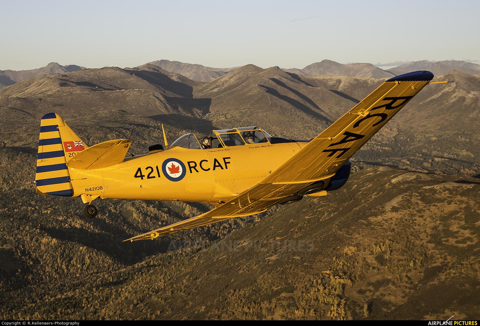 Private N421QB aircraft at In Flight - Alaska