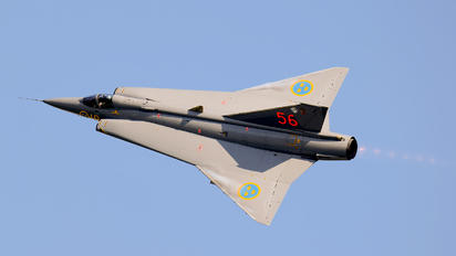 56 - Sweden - Air Force SAAB J 35D Draken