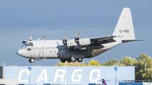 Rare visit of Dutch Air Force Lockheed C-130 to Warsaw title=