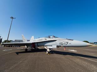 C.15-30 - Spain - Air Force McDonnell Douglas EF-18A Hornet